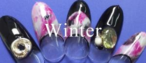 シーズンカラーネイル~winter~